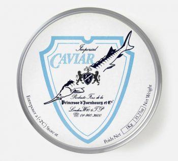 Caviar Imperial 1kg