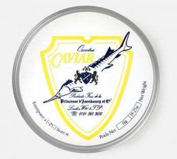 Caviar Oscietra 1kg