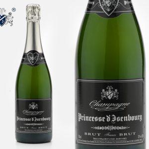 "Champagne ""Princesse d'Isenbourg"""